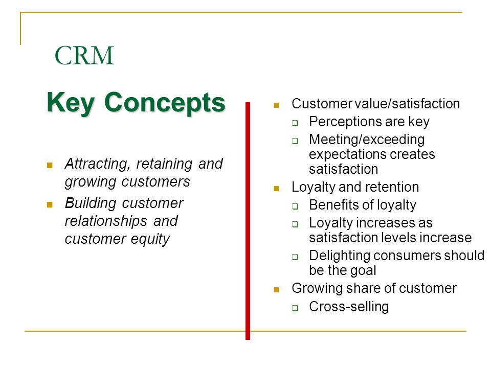 Customer equity  The total combined customer lifetime values of all customers.
