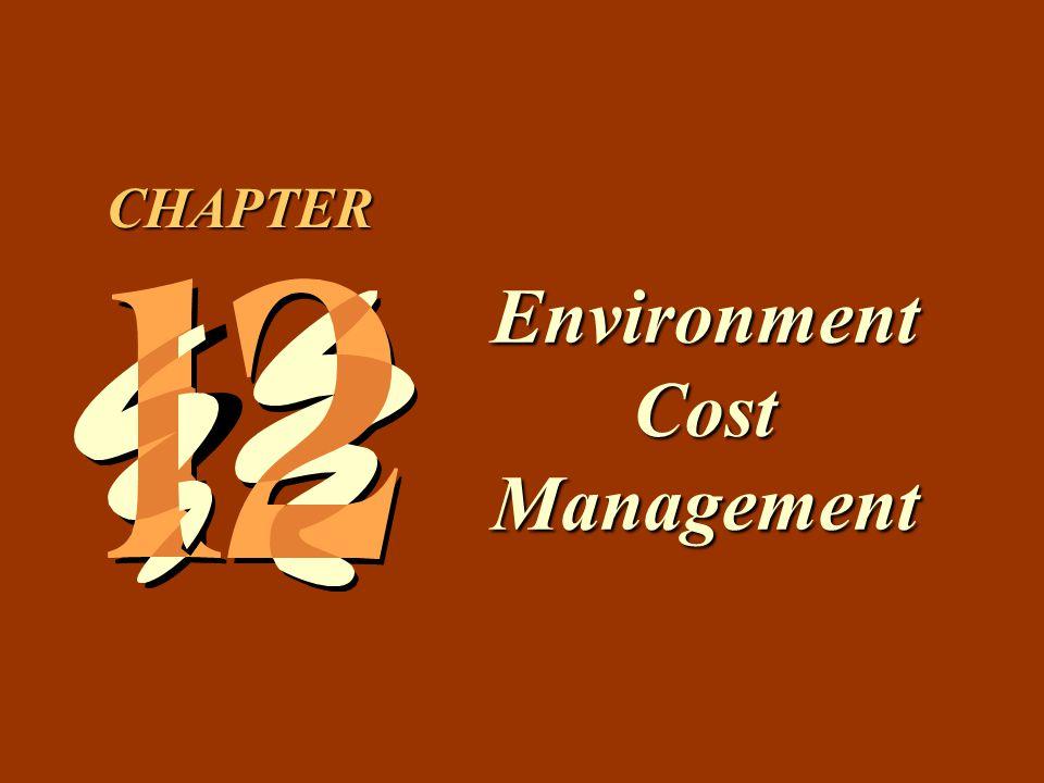 12 -22 Product stewardship adalah praktek perancangan, manufaktur, pemeliharaan, dan daur ulang produk untuk meminimalkan dampak lingkungan yang merugikan.