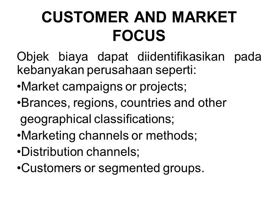 Pelanggan atau bagian pasar yang tidak menguntungkan yang harus dihindari setelah ada usaha yang dibuat mengatasi situasi.