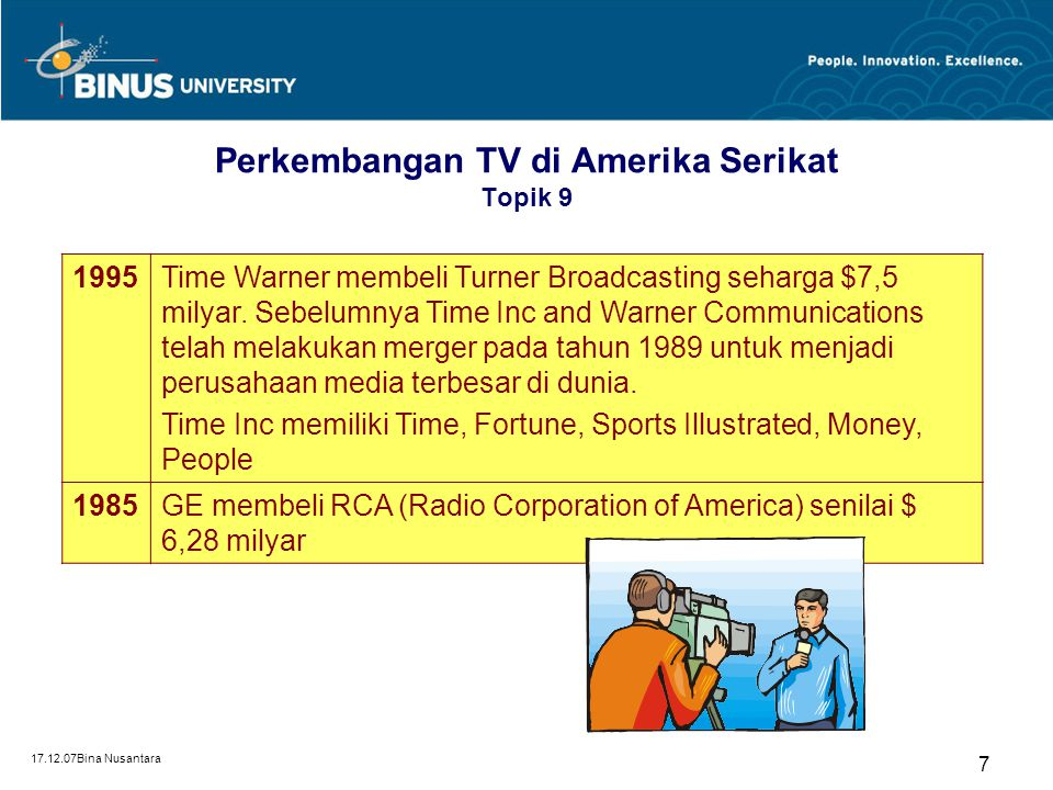 17.12.07Bina Nusantara 18 Teori Komunikasi Dunia Maya Topik 9 Pertemuan 10