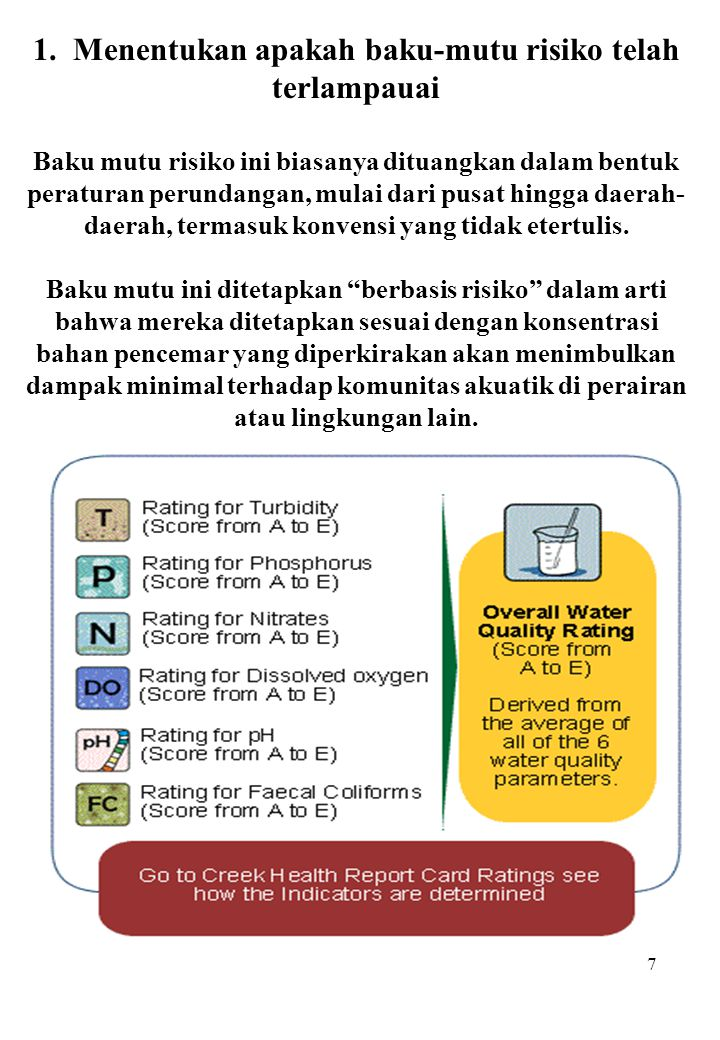 58 RISIKO EKOLOGIS & KESEHATAN MANUSIA The issue of scale is treated differently in human health and ecological risk assessment.
