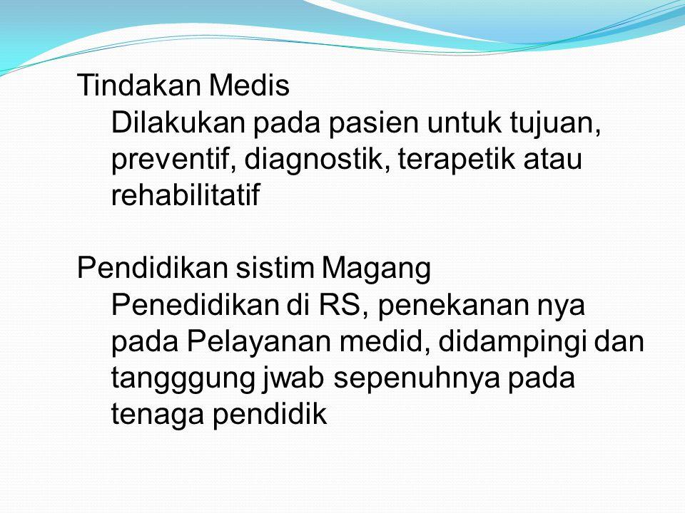 UU RS ps 13  (3) Setiap tenaga kesehatan yang bekerja di Rumah Sakit harus bekerja sesuai dengan standar profesi, standar pelayanan Rumah Sakit, standar prosedur operasional yang berlaku, etika profesi, menghormati hak pasien dan mengutamakan keselamatan pasien UURS Pasal 32, Pasien berhak: q.menggugat dan/atau menuntut Rumah Sakit apabila Rumah Sakit diduga memberikan pelayanan yang tidak sesuai dengan standar baik secara perdata ataupun pidana; dan