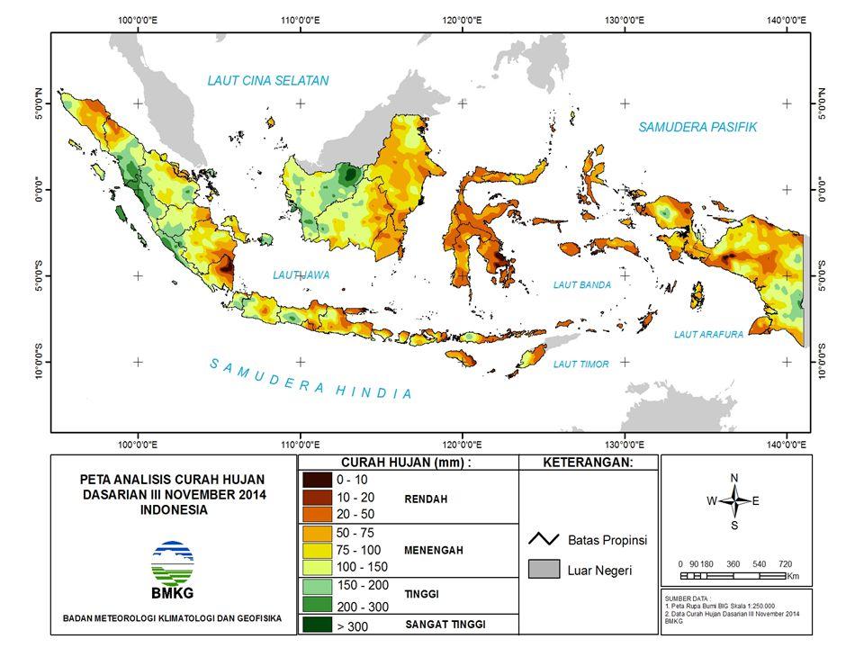 Prakiraan Dinamika Atmosfer dan Laut Desember s.d. Mei 2014