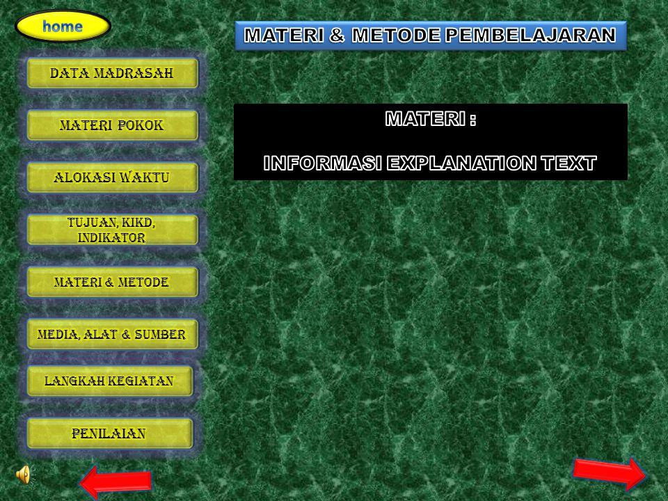 NoNama SiswaKeterampilan Menerapkan konsep/prinsi p dan strategi pemecahan masalah KTTST 1 2 3 4 5 6 7 8 9 10 11 12 13 14 15 Bubuhkan tanda √ pada kolom-kolom sesuai hasil pengamatan.
