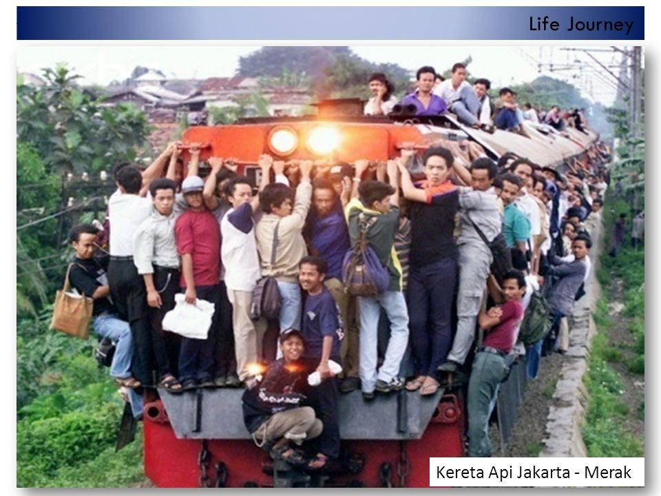 Kereta Api Jakarta - Merak Life Journey
