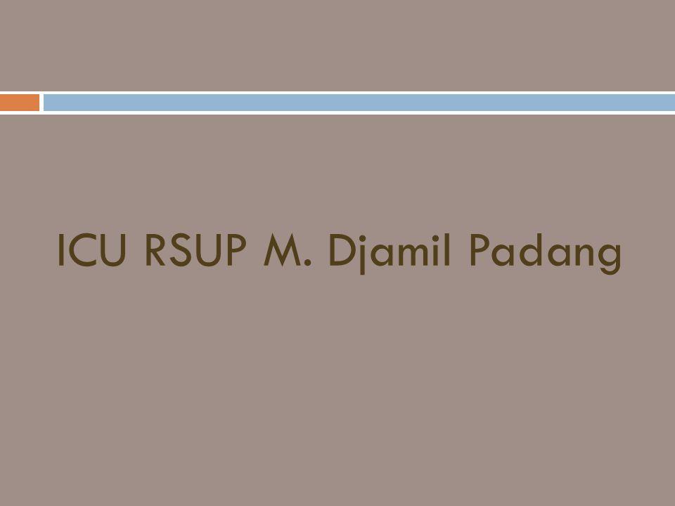ICU RSUP M. Djamil Padang