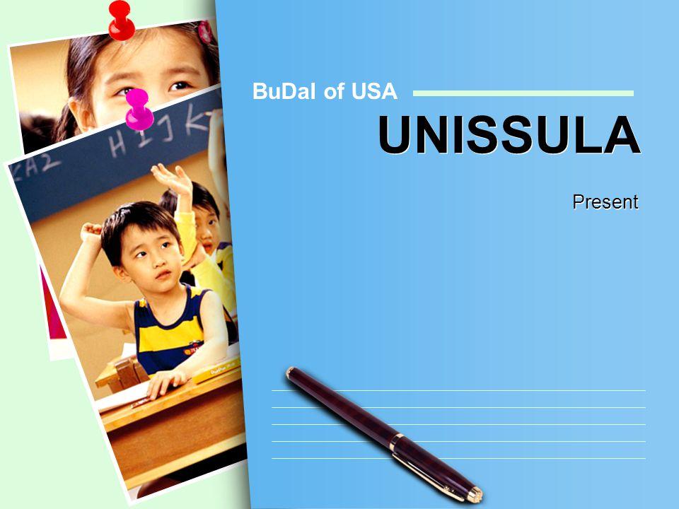 UNISSULA Present BuDaI of USA