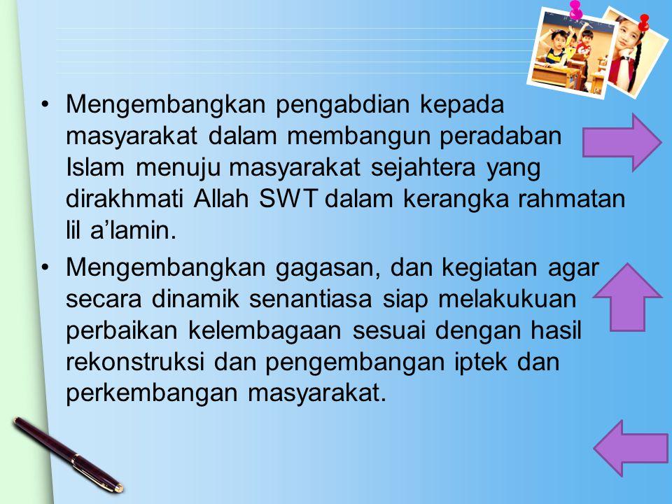 SEJARAH Universitas Islam Sultan Agung disingkat UNISSULA, didirikan sejak tanggal 20 Mei 1962 M (16 Dzulhijah 1369 H) oleh Yayasan Badan Wakaf Sultan Agung, disingkat YBW-SA.
