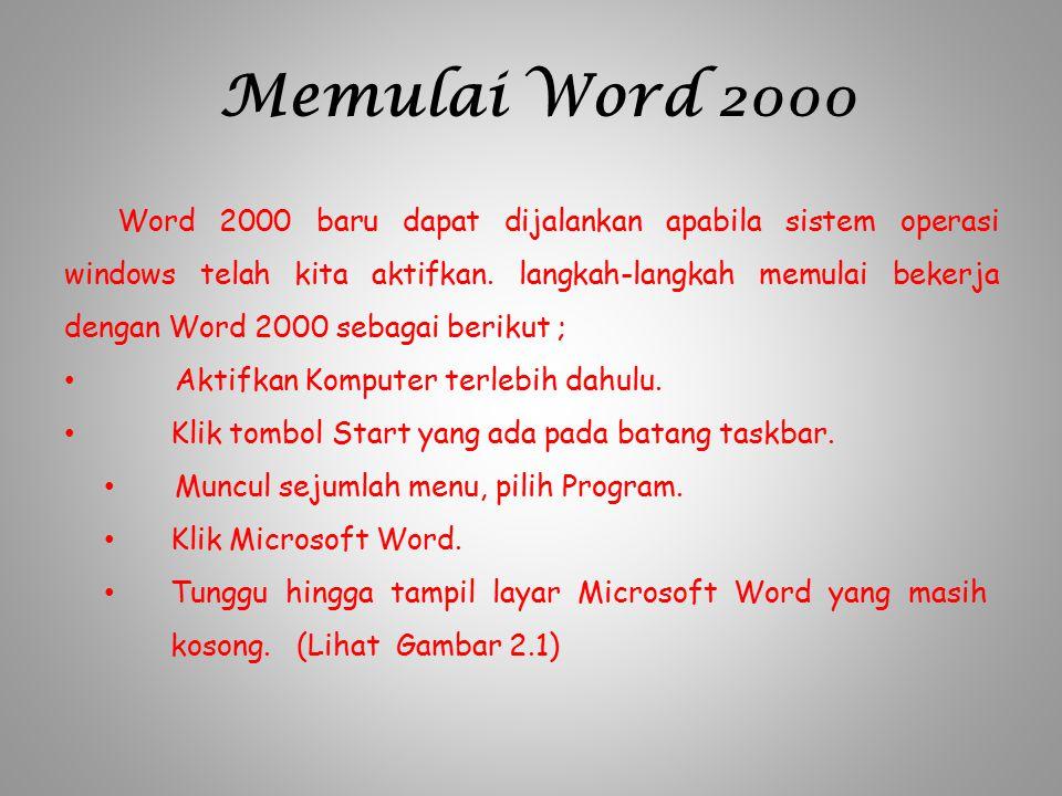 Microsoft Word 2007  Mengenal Microsoft Word Microsoft Word (MS Word) merupakan program untuk mengolah kata. Program ini bisa digunakan untuk menulis