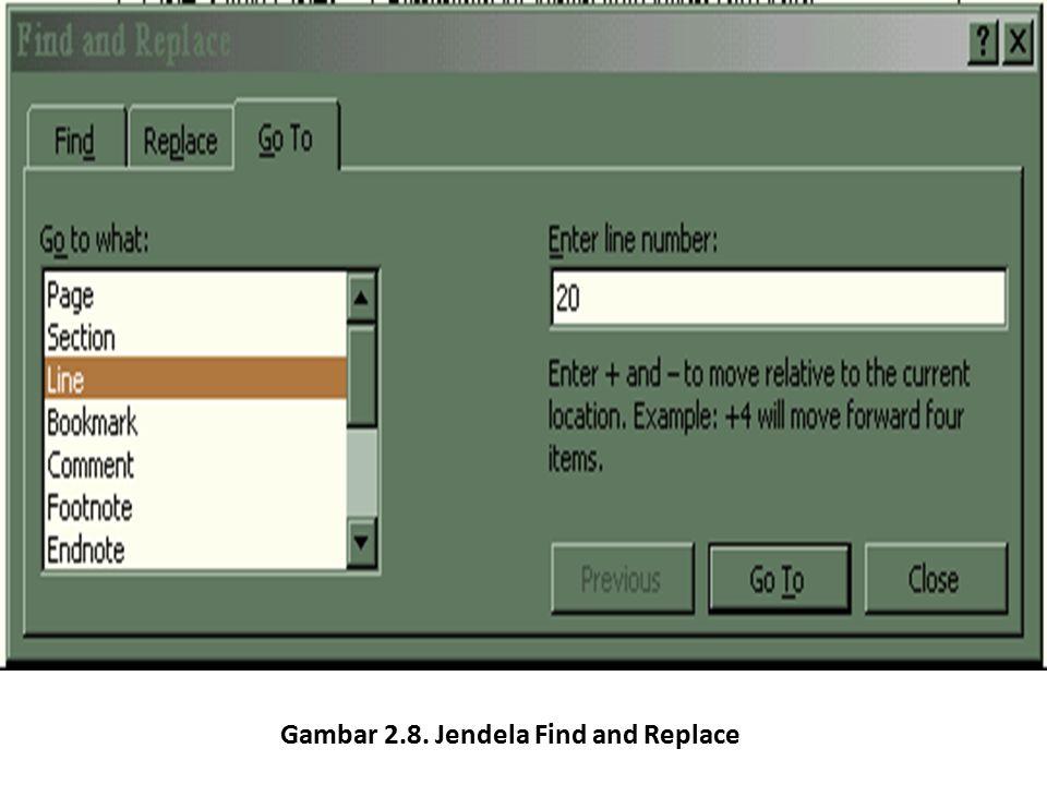  I ngat : Tombol ini hanya berfungsi untuk menggeser layar bukan untuk memindahkan insertion point. Cara yang paling cepat adalah dengan ; 1. Klik me