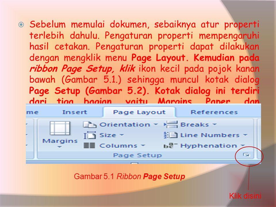Membuat, menyimpan, menutup, dan membuka dokumen Untuk membuat dokumen baru, dapat dilakukan dengan cara berikut: 1. Klik Office Button>New sehingga m