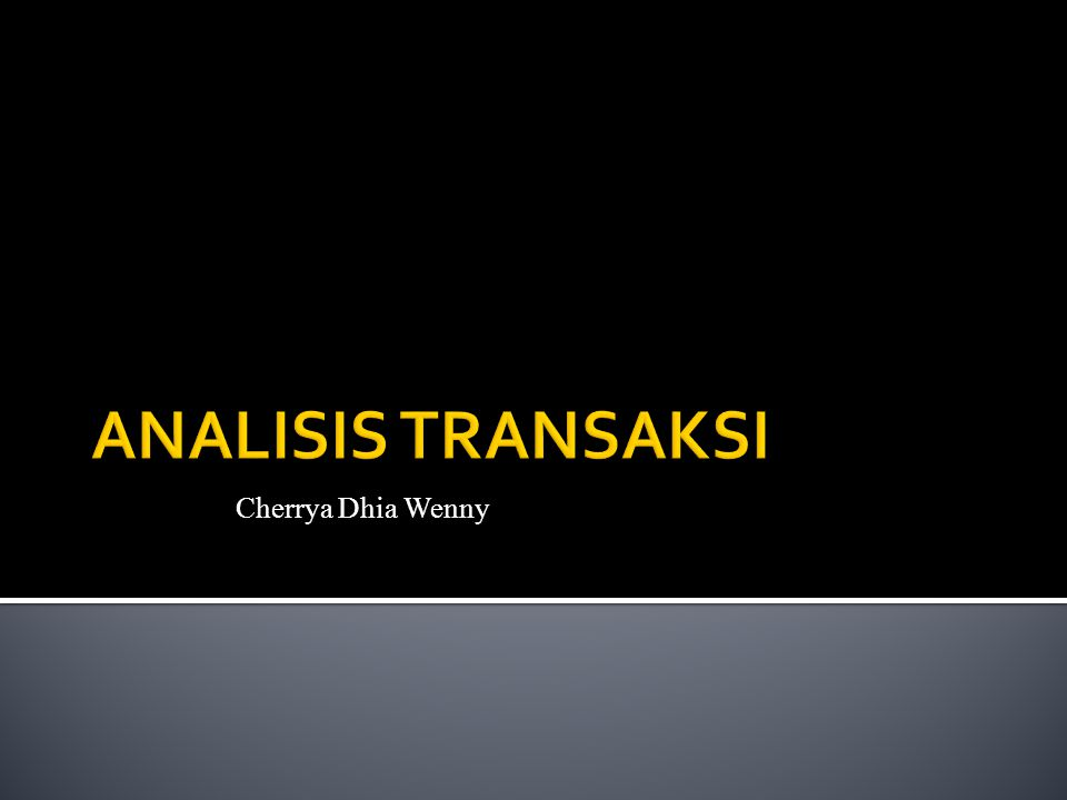 Cherrya Dhia Wenny