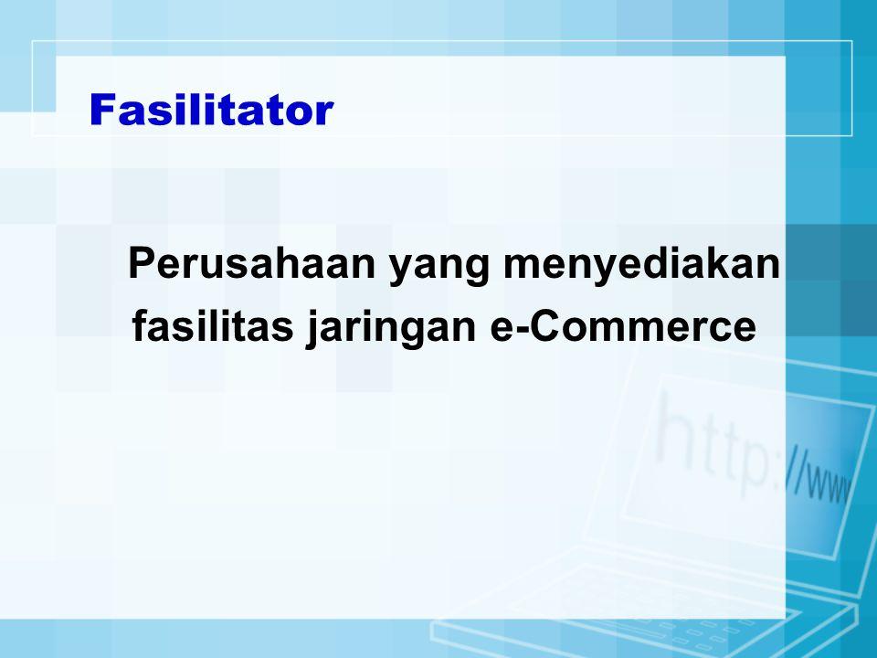 Tipe Web E-Commerce Web Statis.