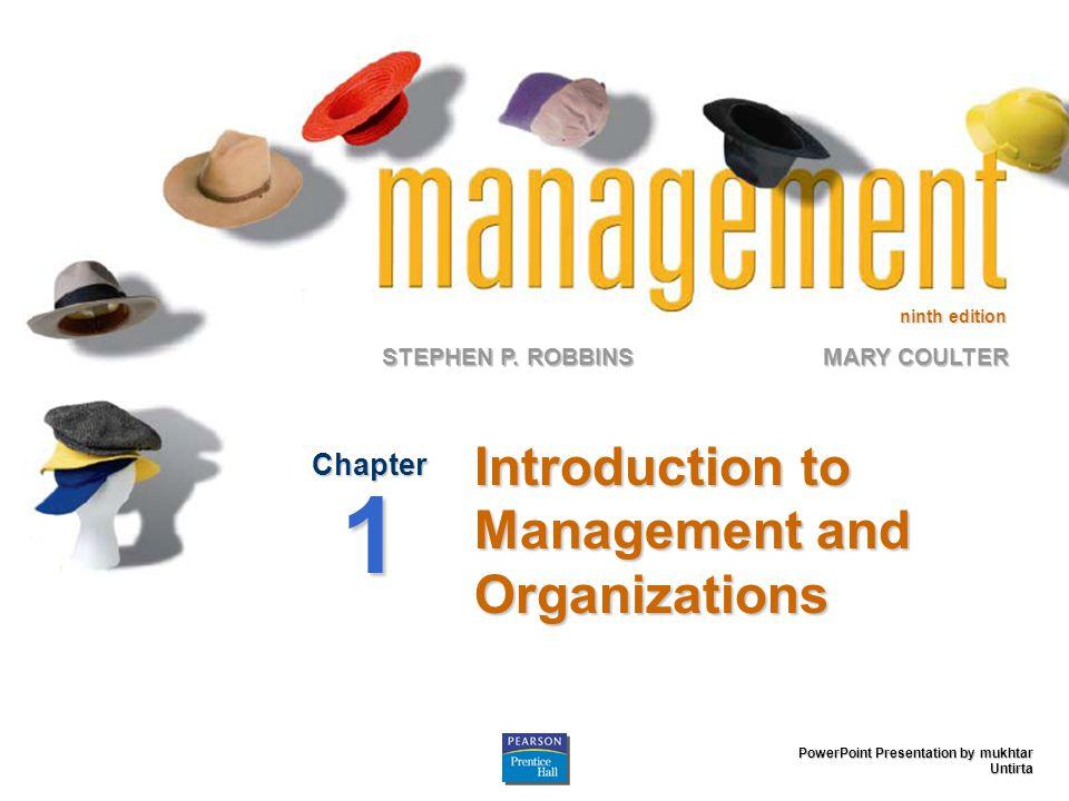 1–22 Exhibit 1–10The Changing Organization
