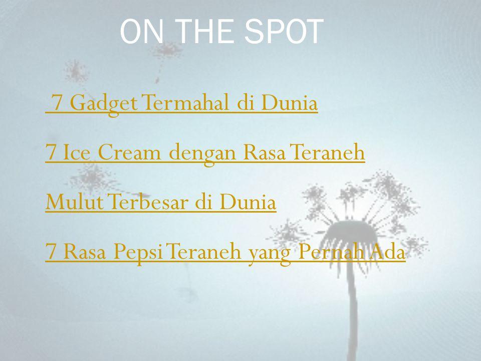 4.Ice Cream Rasa Belut (Unagi Aisu).