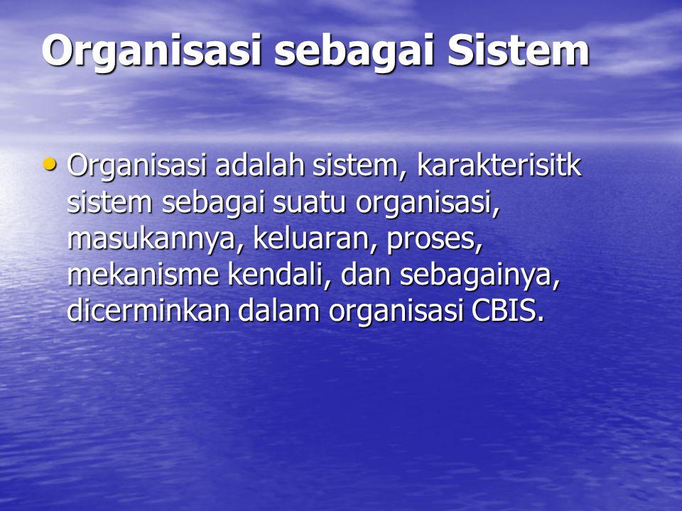 Mengapa analisa sistem sedemikian penting dalam pengembangan CBIS.