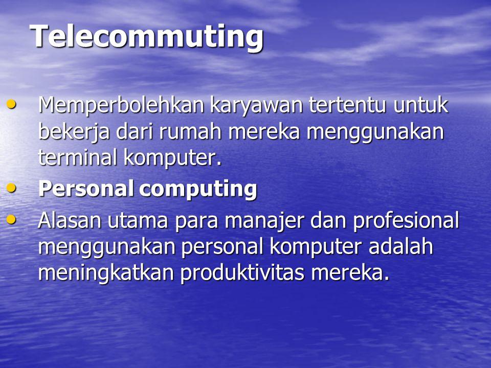 Faksimili Teleconferencing Faksimili Teleconferencing Dua orang atau lebih yang sedang berkomunikasi secara elektronik dari tempat yang berbeda.