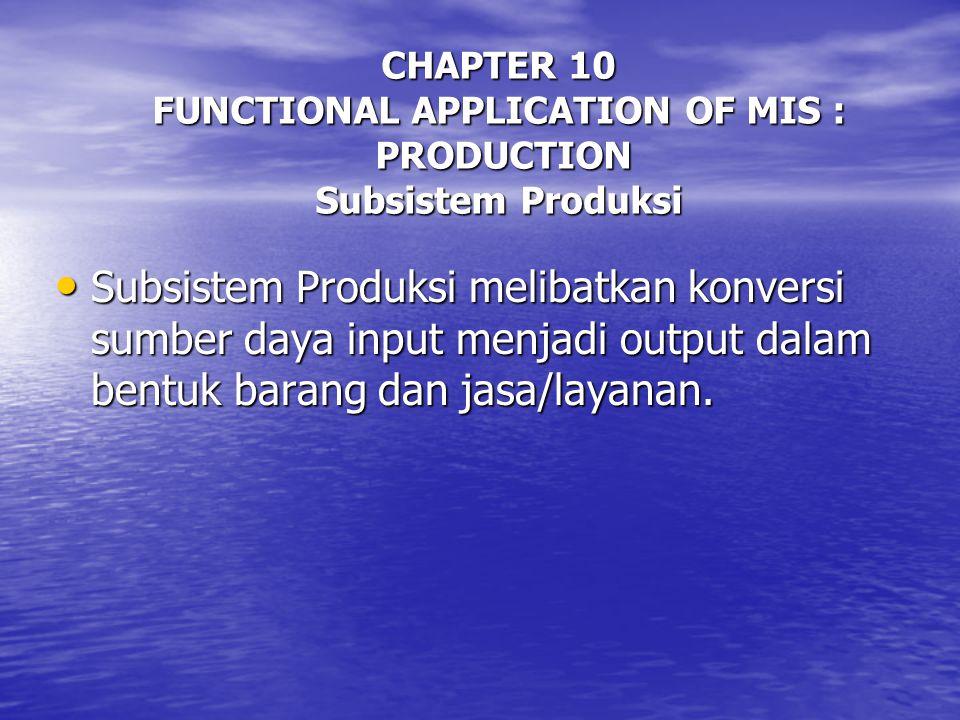 Proses Siklus Hidup Awal siklus yang lengkap dari perencanaan sampai kendali telah diuraikan secara detil; siklus yang berkelanjutan diaktifkan ketika kendali berisi pertentangan yang memerlukan modifikasi CBIS.