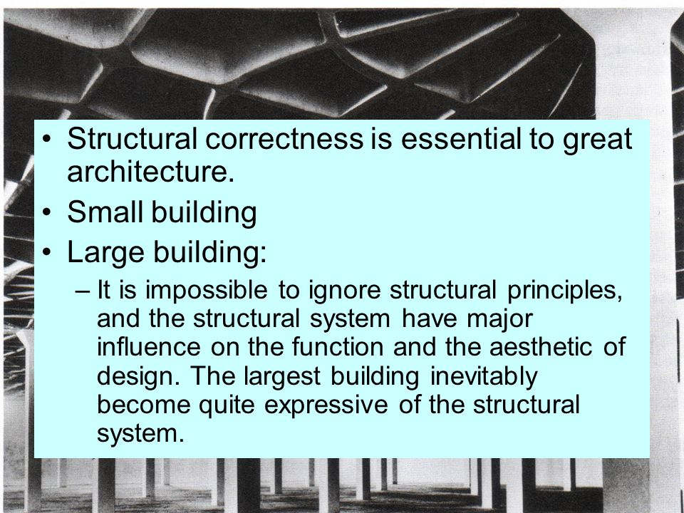 Conceptual understanding for architect –This con.