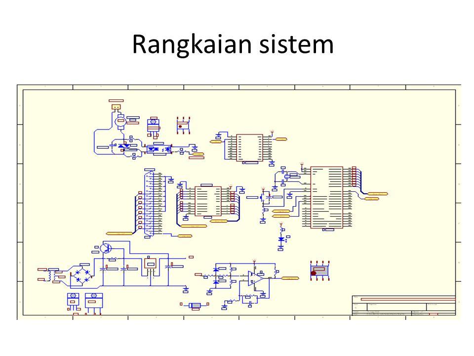 Rangkaian sistem