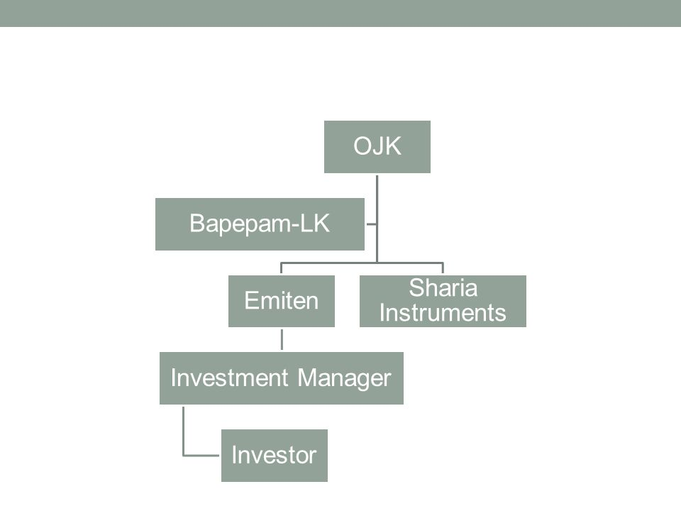 OJK Emiten Investment Manager Investor Sharia Instruments Bapepam-LK