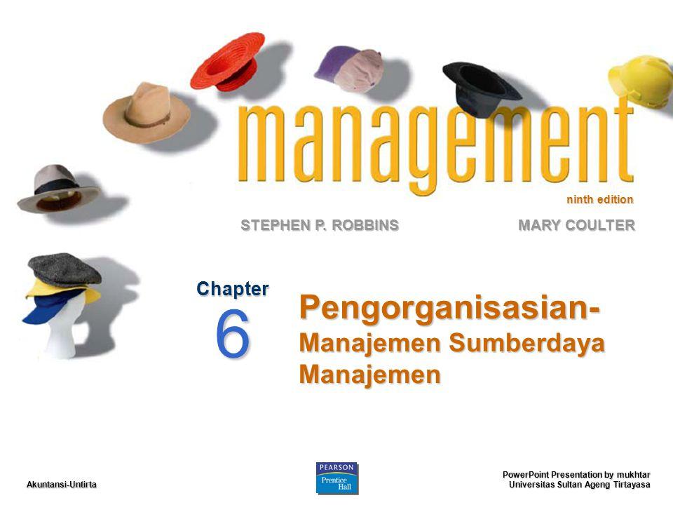 Akuntansi-Untirta Pentingnya Manajemen sumberdaya Sebagai bagian dari fungsi organisasi manajemen.Sebagai bagian dari fungsi organisasi manajemen.