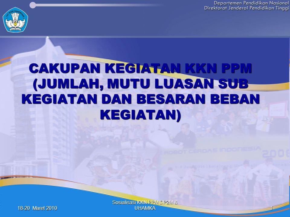 12   Rembuk Nasional Depdiknas   20.April 2015 Ditjen DIKTI II.