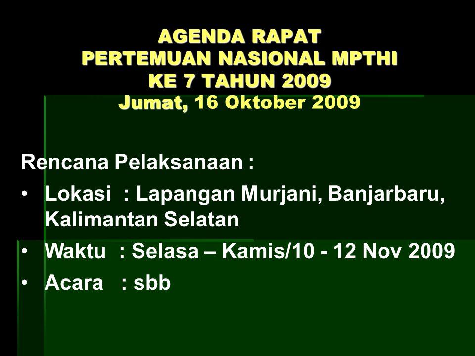 Lapangan Murjani, Banjarbaru, Kalimantan Selatan