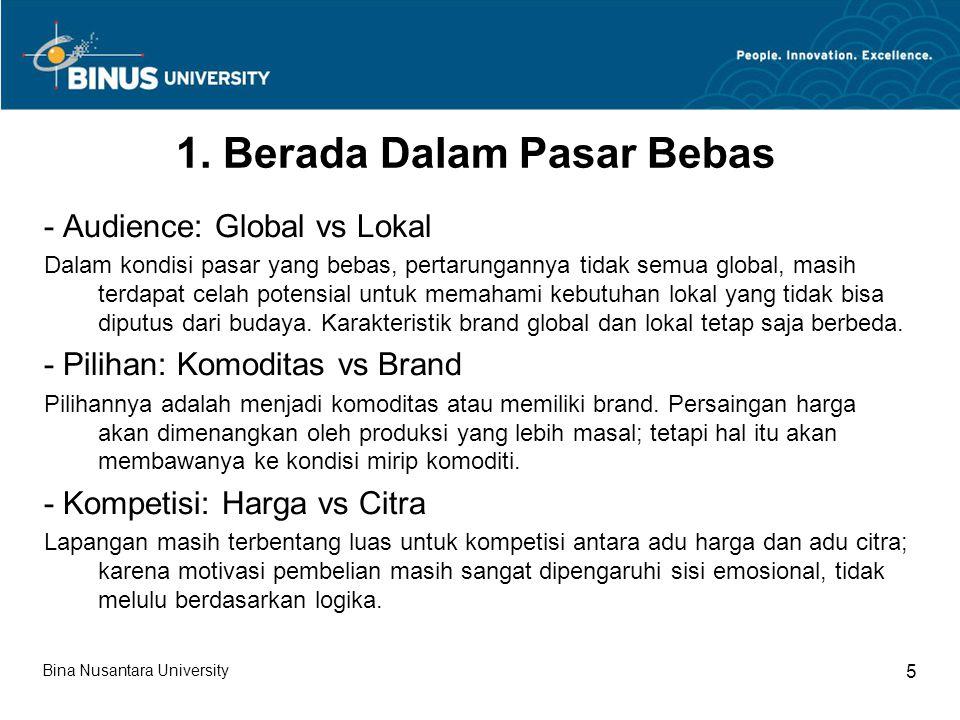 Bina Nusantara University 5 1.