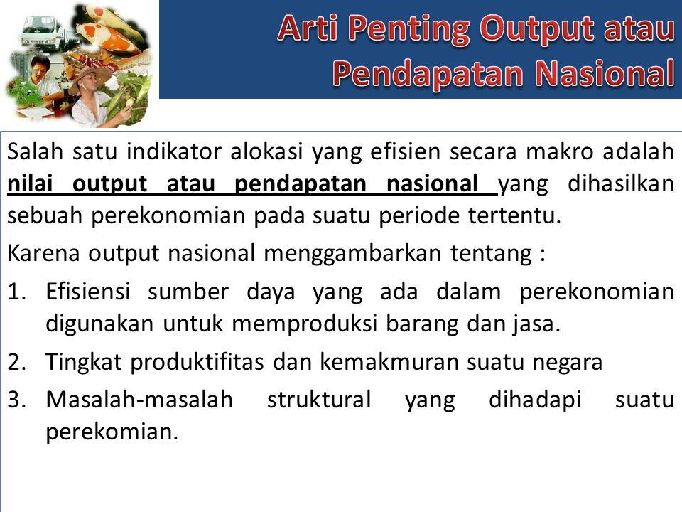 SEKTOR RUMAH TANGGA/ KELUARGA ATAU SEKTOR KONSUMEN ( HOUSE HOLD ATAU PERSONAL SECTOR), PENGELUARAN SEKTOR RUMAH TANGGA INI DISEBUT DENGAN PENGELUARAN KONSUMSI ( CONSUMPTION EXPENDITURE), DISINGKAT DENGAN C.