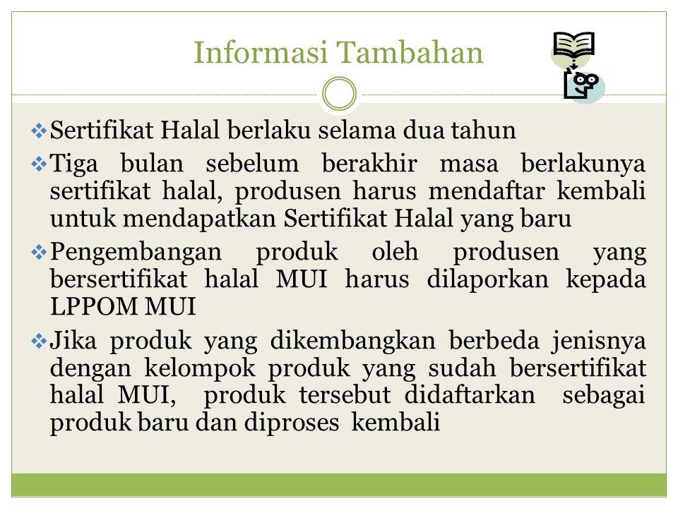 Soal 1 Sebutkan beberapa persyaratan dasar yang harus dipenuhi bagi industri pengolahan dan restoran untuk mendapatkan sertifikat halal.