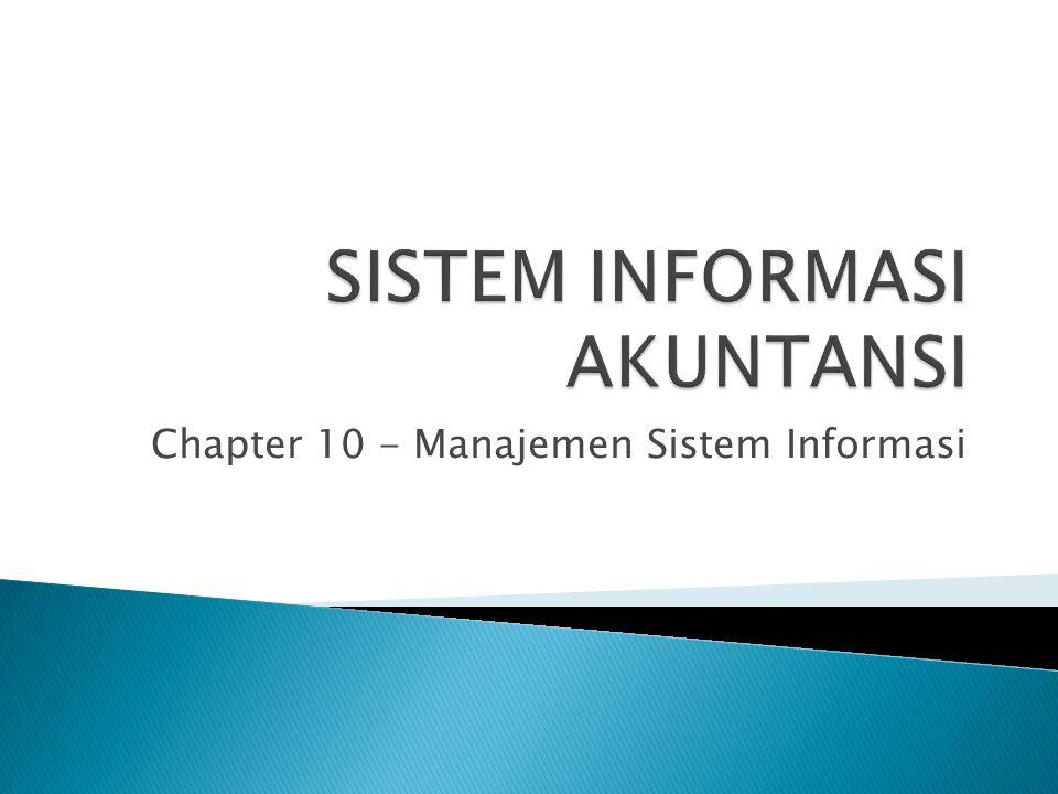  Sistem informsi manufaktur digunakan baik dalam operasi sistem produksi fisik.