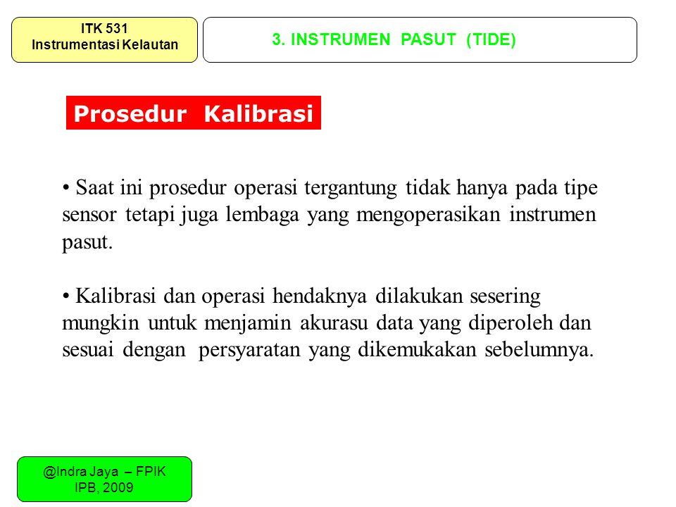 TAMBAHAN: Shallow Water Pressure Gauge Array (SPGA)