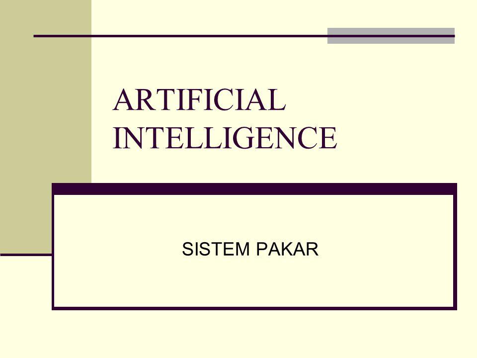 2 PENGERTIAN Sistem Pakar adalah sistem yang berusaha mengadopsi pengetahuan manusia ke komputer, agar komputer dapat menyelesaikan masalah seperti yang biasa dilakukan oleh para ahli.