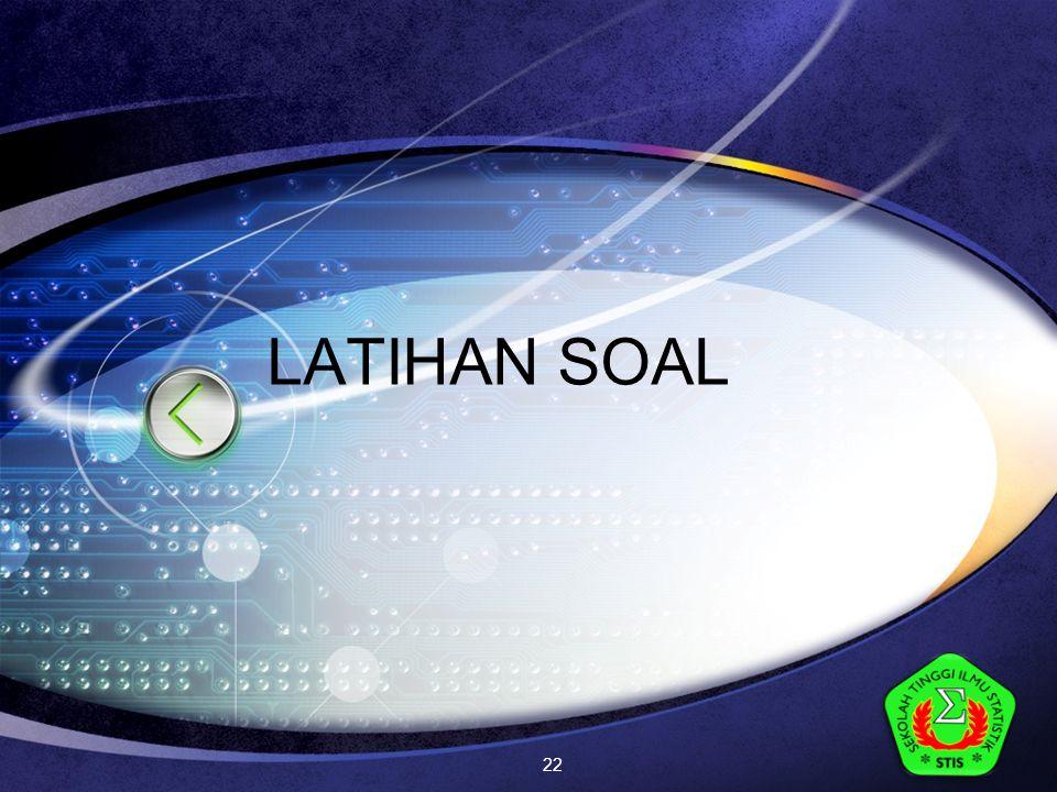 LOGO LATIHAN SOAL 22