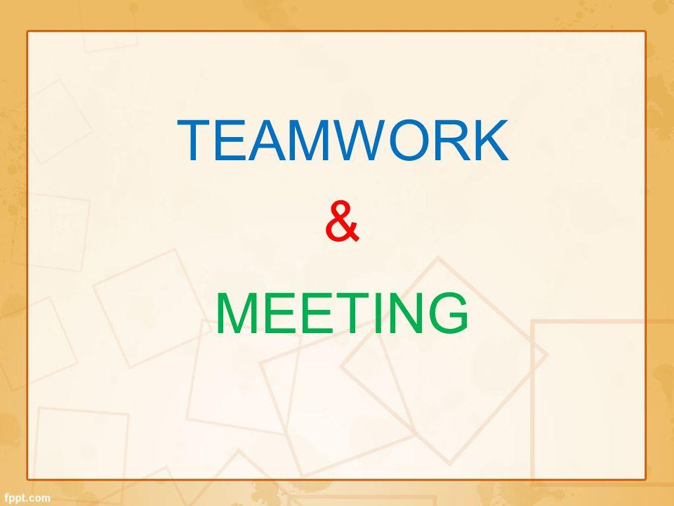 Apa Yang Harus Kita Lakukan Selama Rapat.