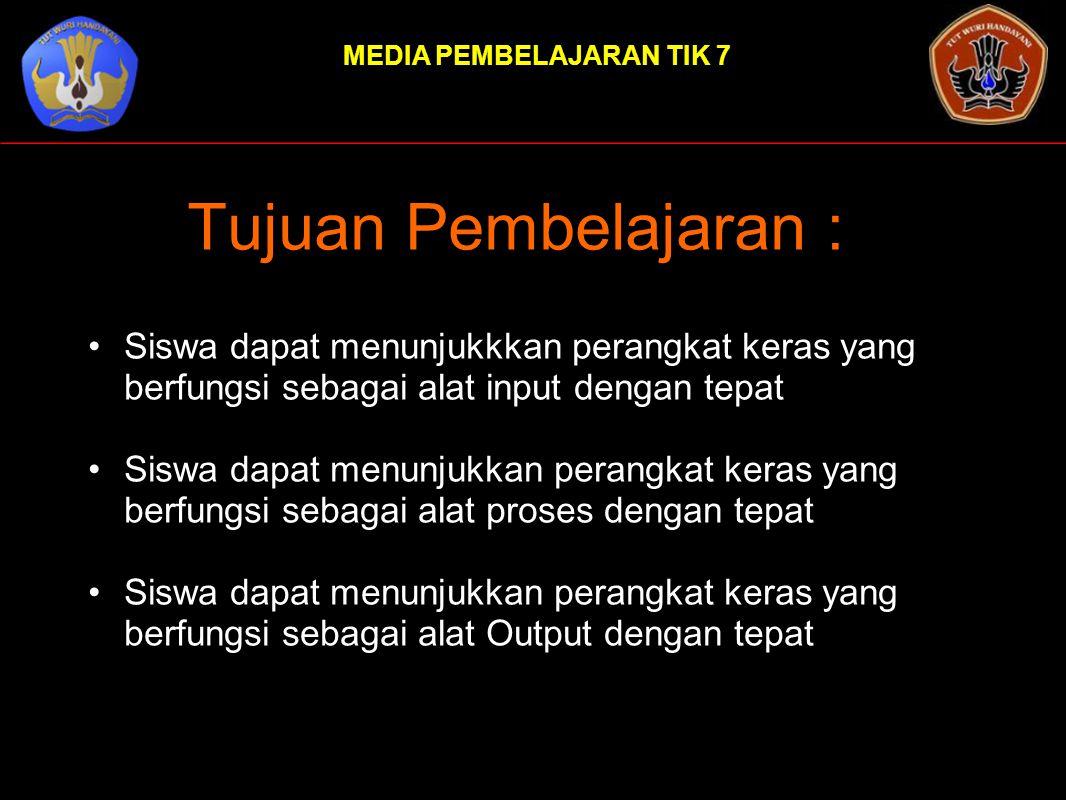 MEDIA PEMBELAJARAN TIK 7