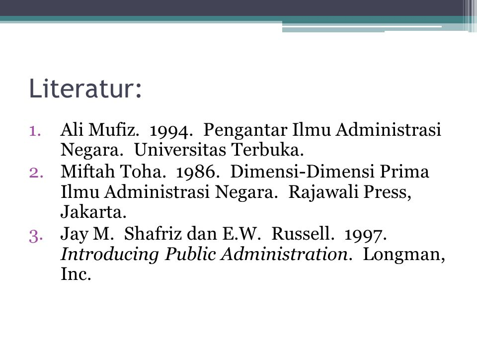 Apakah pekerjaan/profesi tertua di dunia.Edgar N.