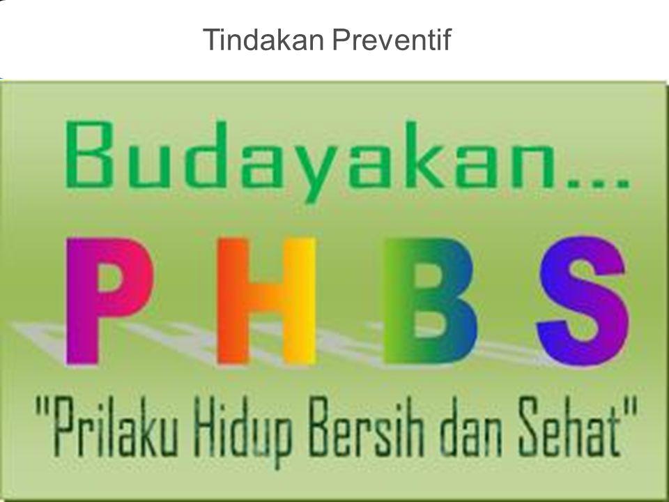 Tindakan Preventif