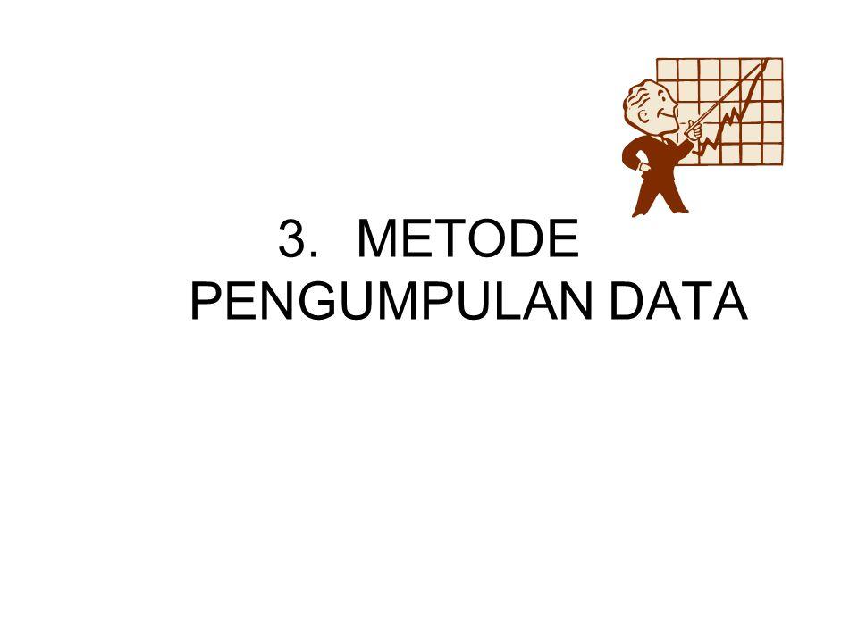3.METODE PENGUMPULAN DATA