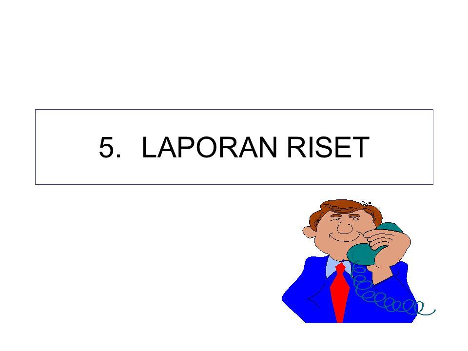 5.LAPORAN RISET