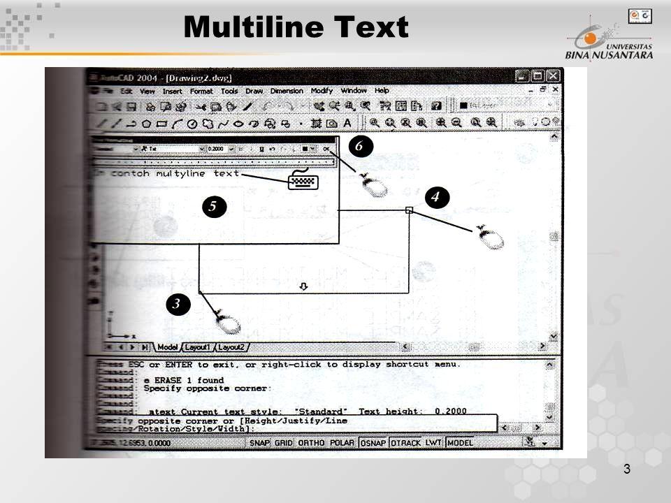 3 Multiline Text