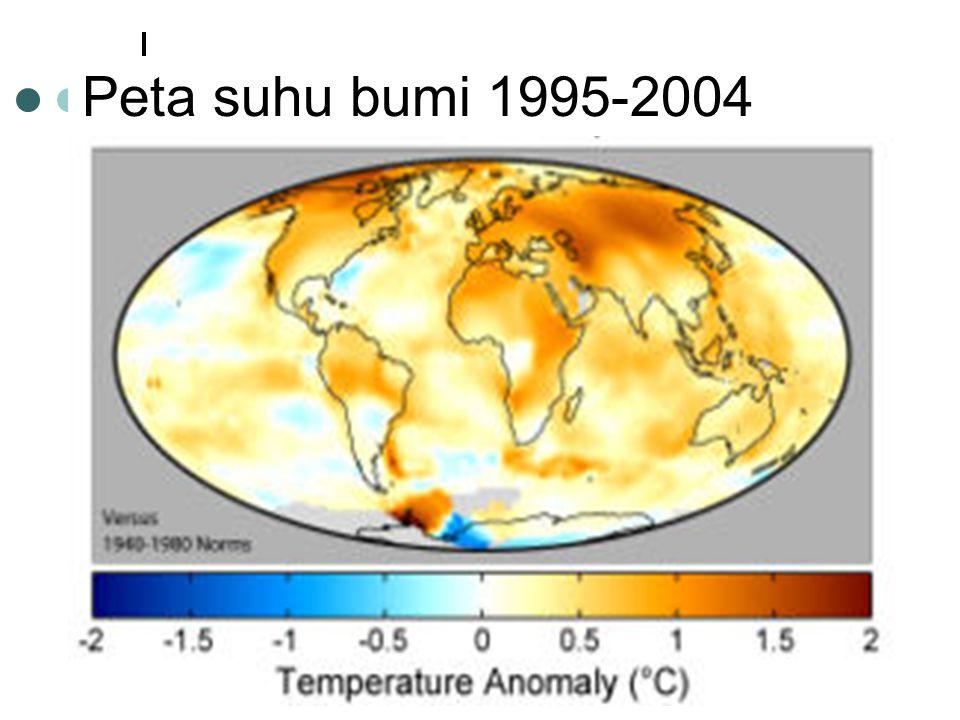 Modul 02 Pelatihan ISO 14000 Jurusan Teknik Lingkungan FTSP - ITS 13 Perubahan Iklim Skala global dan lokal Dipengaruhi oleh; peningkatan konsentrasi