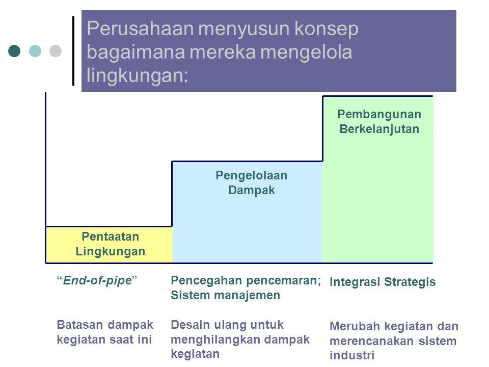 Perubahan paradigma strategi untuk melaksanakan pembangunan berkelanjutan: Sistem pemikiran yang terkotak- kotak terfokus pada bagian tertentu saja se