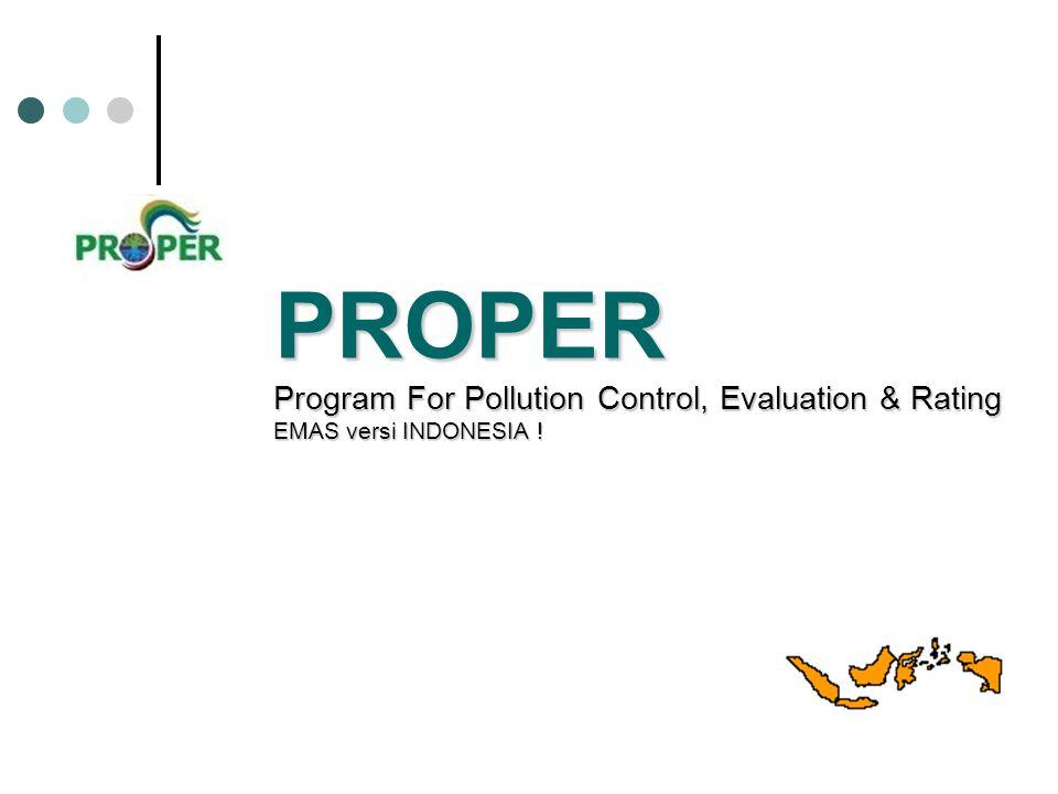EMAS diharuskan melakukan analisis lingkungan untuk kriteria tertentu Mewajibkan audit, review dan pernyataan publik (Environmental Statement) EMAS un