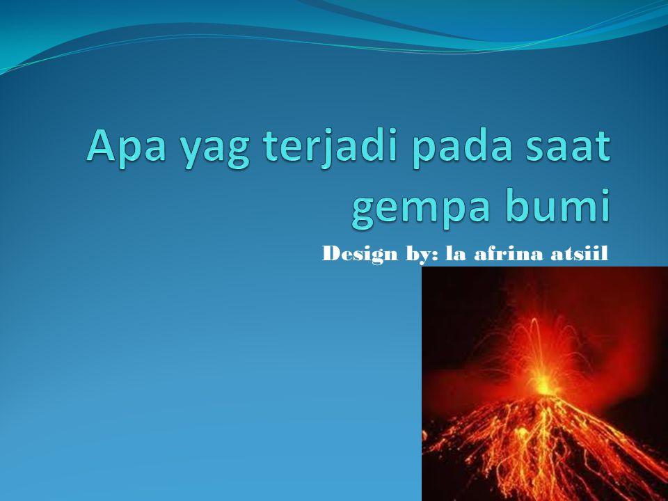 Design by: la afrina atsiil Class:5d