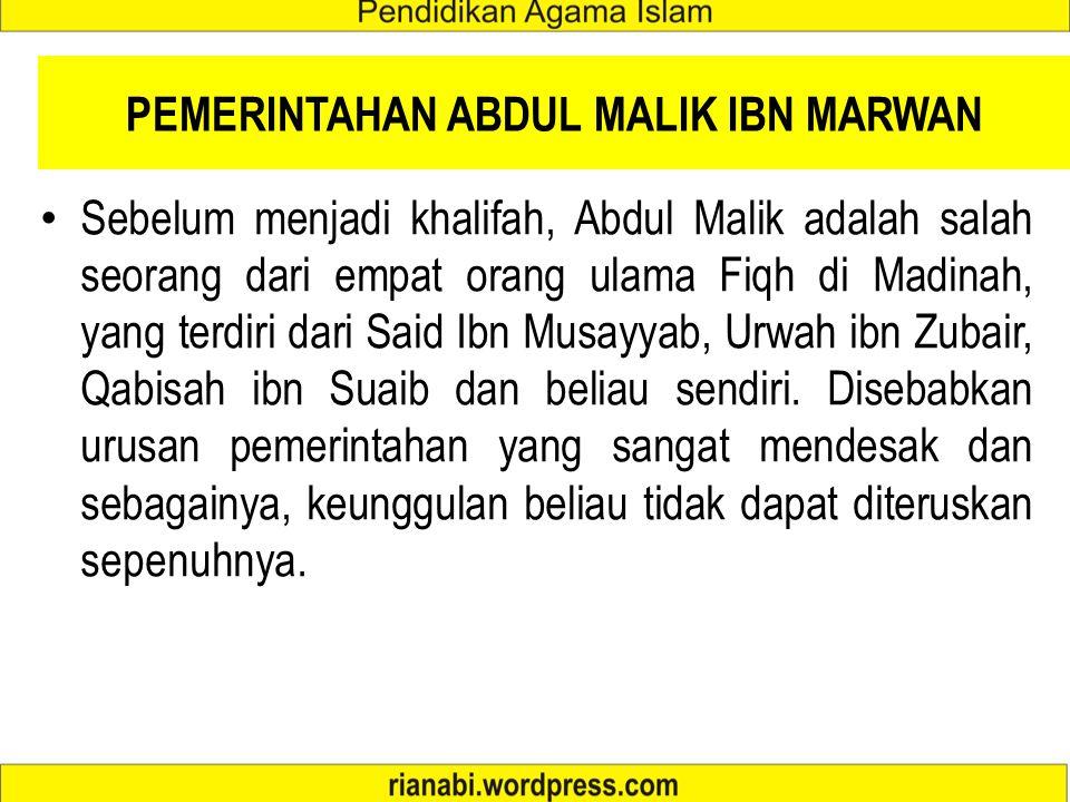SIKAP MUAWIYAH TERHADAP ILMU Diriwayatkan bahwa begitu selesai Muawiyah menjalankan tugas resmi, beliau menghabiskan sepertiga malam dengan mempelajar