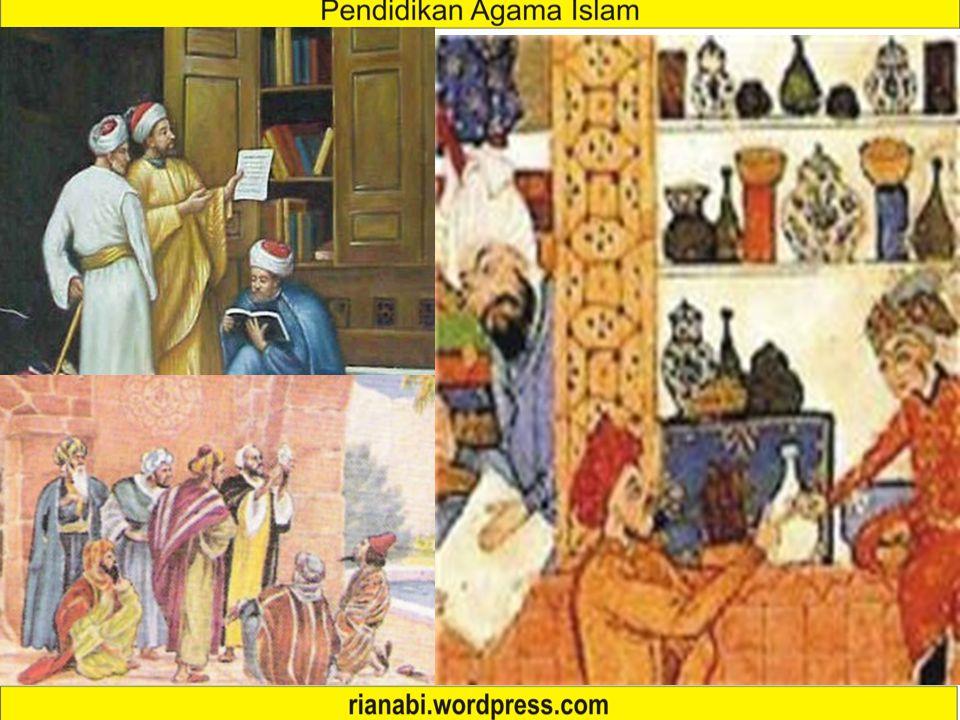 PERKEMBANGAN INTELEKTUAL UMAYYAH Tulisan Al-Quran dikemas modern Penulisan Hadist penuh semangat Kemunculan Aliran Pemikiran Teologi Kemunculan Aliran