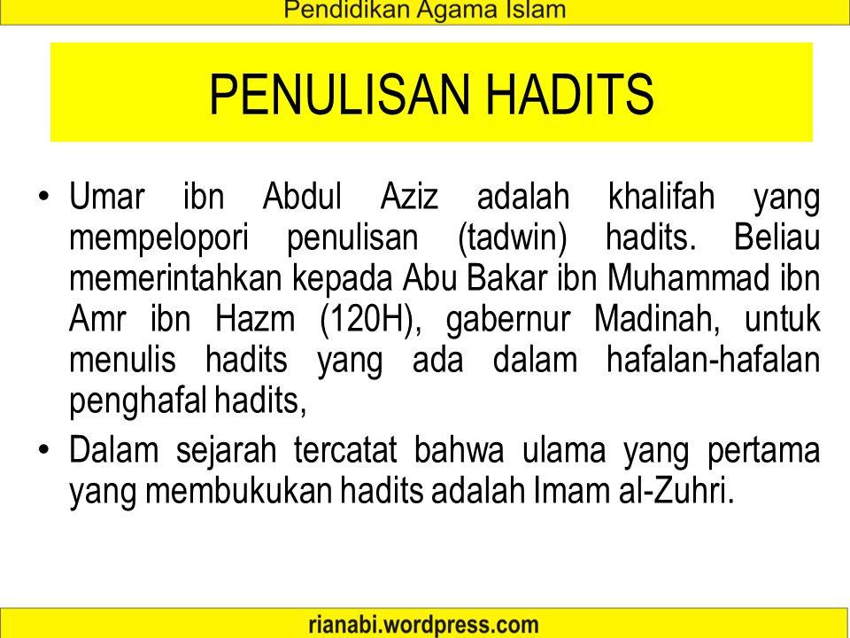 TULISAN AL-QURAN Menurut satu riwayat, ulama yang pertama yang memberikan baris dan titik pada huruf-huruf al-Quran adalah Hasan al-Basri atas perinta