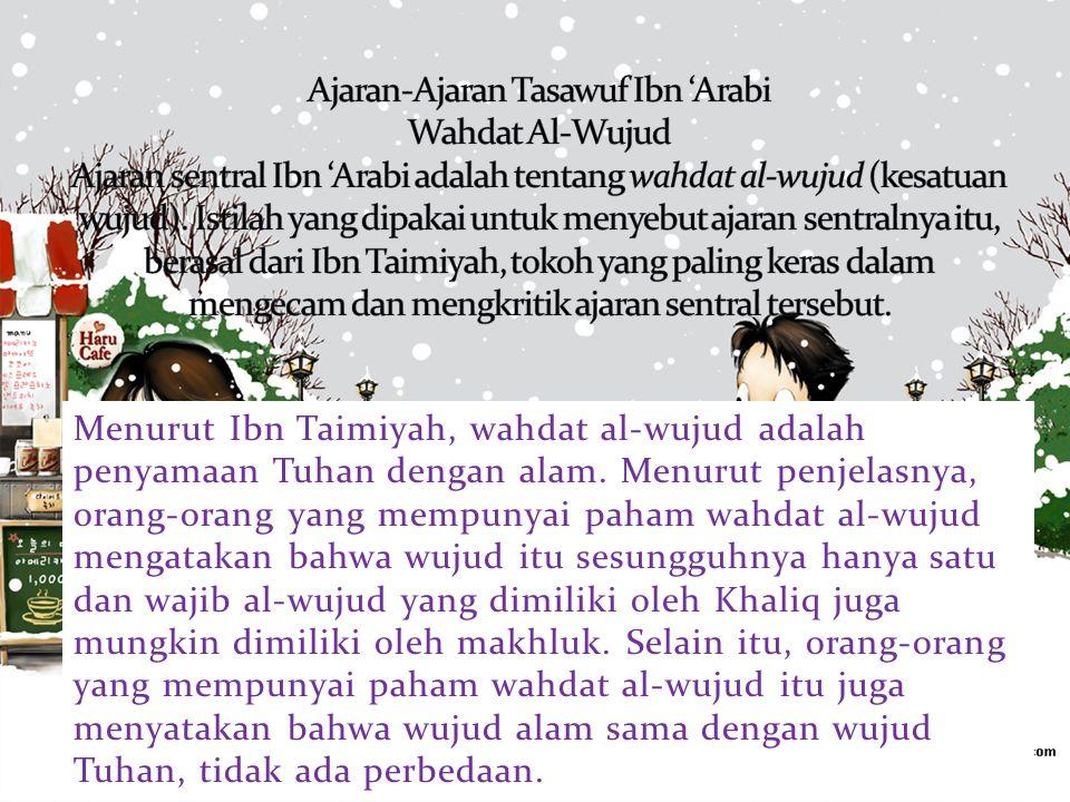 Masyahid Al-Asrar, Mathali' Al-Anwar Al- Ilahiyyah, Hilyat Al-Abdal, Kimiya' As- Sa'adat, Muhadharat Al-Abrar, Kitab Al- Akhlaq, Majmu' Ar-Rasa'il Al-Ilahiyyah, Mawaqi' An-Nujum, Al-jam' wa At-Tafshil fi Haqa'iq At-Tanzil, Al-Ma'rifah Al-Ilahiyyah, dan Al-Isra' ila Maqam Al-Atsna.